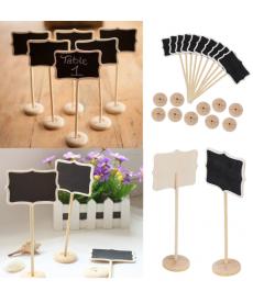 Dekorační mini tabulky