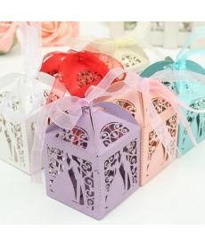 Sada svatebních novomanželských dárkových krabiček