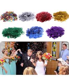 Svatební konfety - srdce