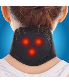 Samozahřívací krční límec s turmalínem
