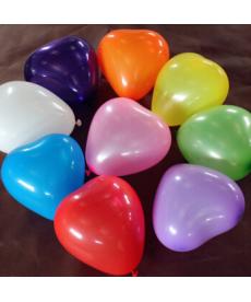 Sada nafukovacích balónků - srdcí
