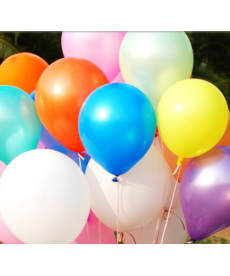 Velký nafukovací balón - nápis love