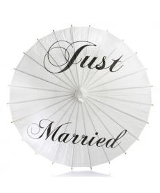 Svatební dekorační deštník