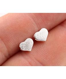 Srdíčkové náušnice