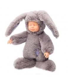 Spící plyšové miminko- panenka v mnoha provedeních větší