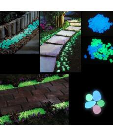 Dekorační svítící kamínky