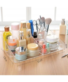 Akrylový kosmetický stojánek pro dámy