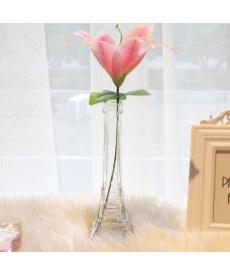 Umělá dekorační květina - lilie