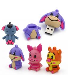 USB flash disk 16 GB - pohádkové Disney zvířátka