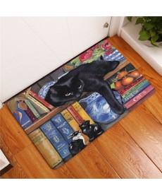 Domovní rohožka či kobereček  s motivy koček