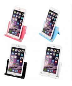 Plastový stojánek na chytré telefony