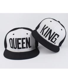Baseballová čepice King Queen