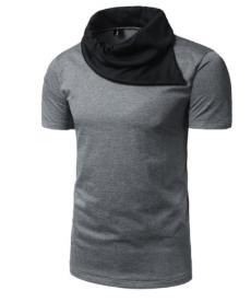 Pánské triko s límcem