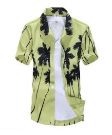 Pánská košile s palmami