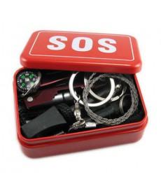 Krabička s nástroji záchrany