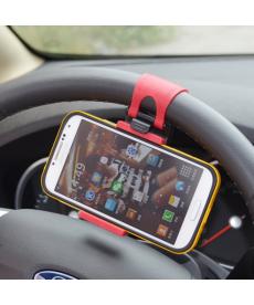 Multi-funkční držák na mobilní telefon na volant