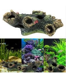 Dekorace do akvária - pařez