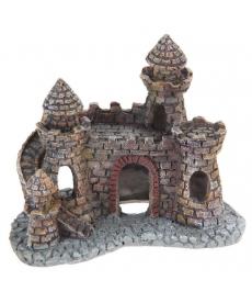 Akvarijní hrad