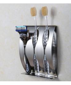 Nerezový držák do koupelny