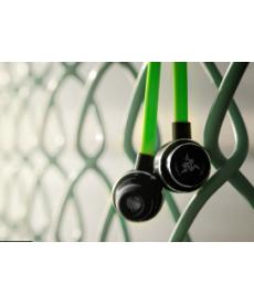 Herní sluchátka se zabudovaným mikrofonem