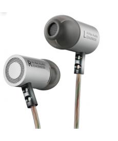 Stereo sluchátka se zabudovaným mikrofonem pro chytré telefony
