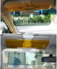 Plastová clona do auta
