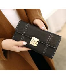 Elegantní dámská kožená peněženka