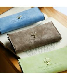 Dlouhá peněženka pro dámy s deštníkem