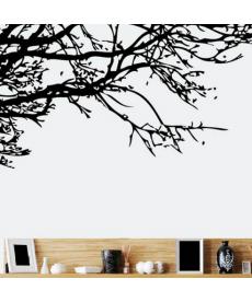 Odnímatelná samolepka na zeď - větve stromu