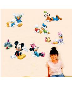 Dětská samolepka - Mickey Mouse