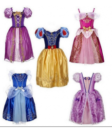 Šaty, kostým pro malé parádnice