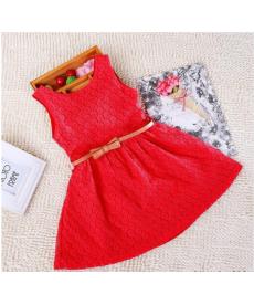 Letní dětské šaty