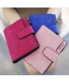 Dámská barevná peněženka
