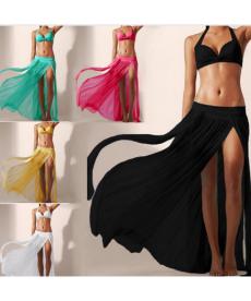 Letní vzdušná plážová sukně !