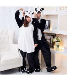 Teplé pyžamo - panda