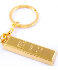 přívěšek-klíčenka gold