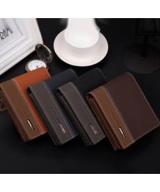 Pánská dvoubarevná peněženka