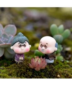 Mini figurky -prarodiče