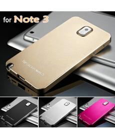 Hliníkové pouzdro na Samsung Galaxy Note 3 N9000