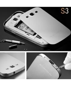 Hliníkové pouzdro na Samsung Galaxy S3 i9300