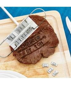 Ozdobná sada na dělaní steaku