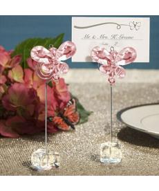 Sada svatebních stojánků na jmenovky