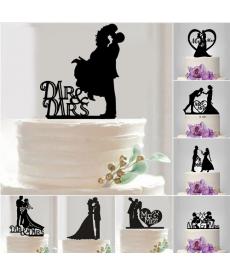 Umělá svatební dekorace