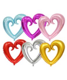 Nafukovací balón srdce