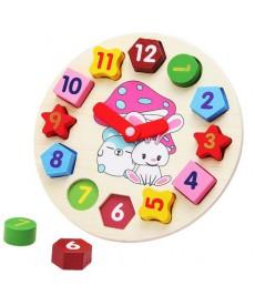 Vzdělávací hračka - hodiny