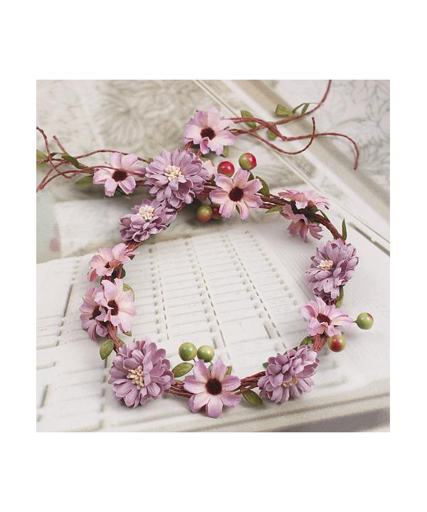 5d2fc26989d Svatební květinová čelenka · Svatební květinová čelenka