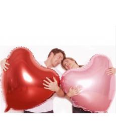 Velký nafukovací balón - srdce