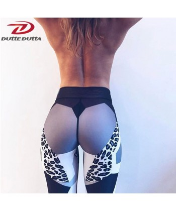 Sexy leopardí legíny
