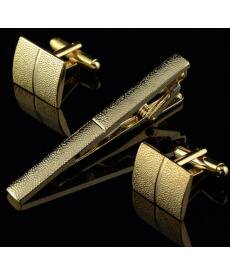 Set spony na kravatu a manžetových knoflíčků