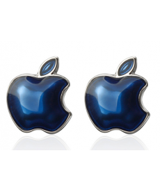 Manžetové knoflíčky - apple
